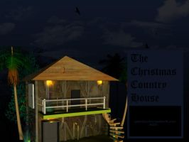 The Christmas Country House by operian
