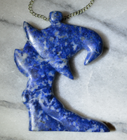 Trixie Pendant in Lapis Lazuli by archiveit1