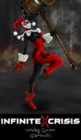 Infinite Crisis: Harley Quinn by xCrofty