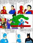 Superman Reacts to Iron Man vs. Lex Luthor by Mothralina95
