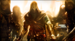 assassin creed by zomeqq