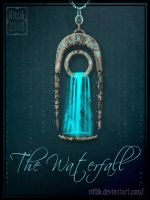 Amulet - The Waterfall by Rittik