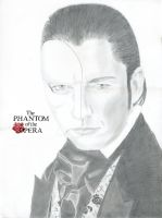 the phantom by theresebees