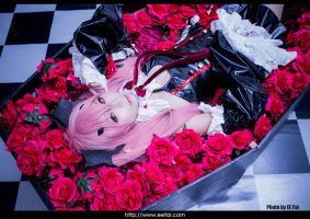 Seraph of the End Cosplay 5 by eefai