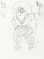 July Doodles 2015: The Tenth: Cheetos by RosyAutumn