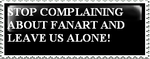 Stop Complaining Stamp by NintendoGal55