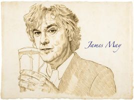 James May by 403shiomi