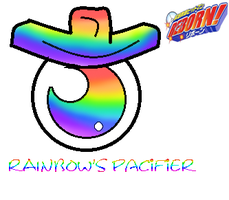 Rainbow's Pacifier (New Arcobaleno) by N3K0T3NShi1