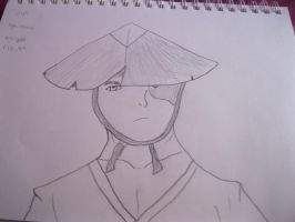 Zuko from Avatar the last air bender! by TMNT224