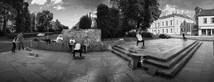 Panoramatic Skating by FrantisekSpurny