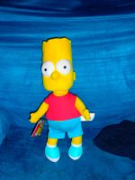 Bart Simpson plushie by Sweet-Angel-Girl