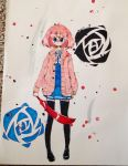 Beyond the boundary by hikariStar-chan