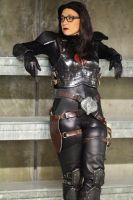 The Baroness Cosplay by kaylin