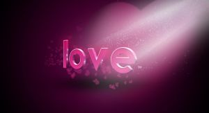 Love 3D Text by DronArtThemes