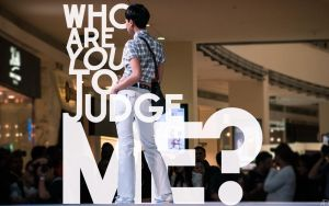 Who Are You To Judge Me? by hmddeen
