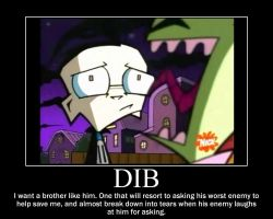 Dib Motivator by TeamDib
