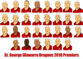 Dragons 2010 Premiers - Update by ShadnicFusion