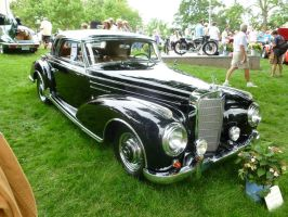 1955 Mercedes Benz by supersport87