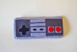 Controler pencil case by TheDarkLittleBunnY