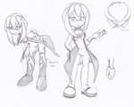New Sonic Fc Doodle by UnknownSpy