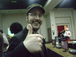 Doug Walker Approves by fatsoyoshi