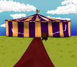 THC: The Big Top concept art by DuhRya