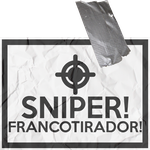 Sniper Paper by MouseDenton