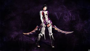 Vindictus Vella Wallpaper by shmartin