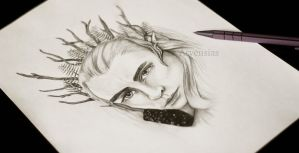 Thranduil by Arvensias