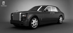 Rolls-Royce Phantom VII by Siegfried-Ukr