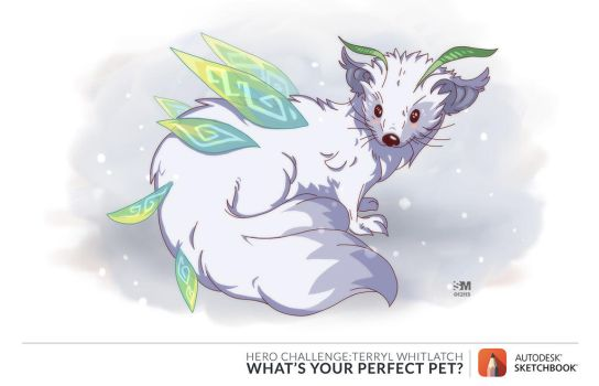 Hero Challenge - Perfect Pet 01 by BrokenNoah