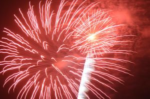 Fireworks in Fussa 4 by UltraSonicUSA
