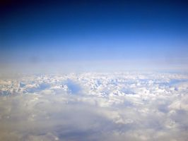 In the Sky Again Stock 4 by SimplyBackgrounds