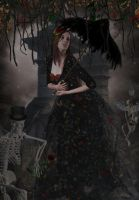 Queen of the Dead by Scarlettletters