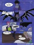 Pg61 I Never Said You Had to be Perfect by Hootsweets