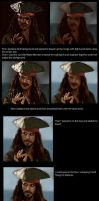 Jack Sparrow how to by JunebugHardee