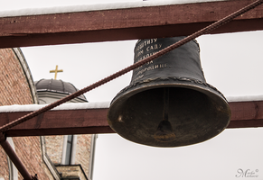 Church bell by mmirkovic
