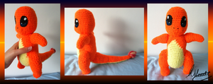 Charmander Crochet by SonARTic