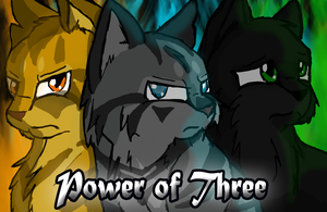 Power of Three Wallpaper by TheWolfPack15