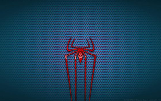 Wallaper - Amazing Spider-Man Back (Movie) Logo by Kalangozilla
