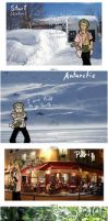 The Adventures of Lost-Zoro by SybLaTortue