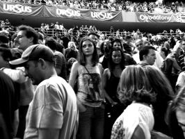 in the crowd by digitalchrome