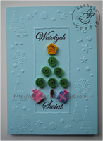 Quilling - card 104 by Eti-chan