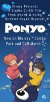 Ponyo Make a Splash by intrond