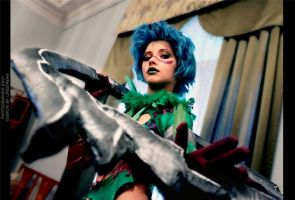 Outta the way - Tira by Narga-Lifestream