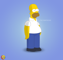 the Simpsons by bakerGFXislamicDSner