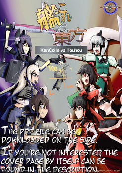 [PDF] KanColle Vs Touhou [Marvel vs Capcom Parody] by GamefreakDX