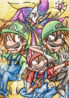 SAY CHEESE by Cora-Dilcoroc