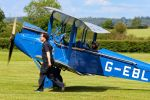 de Havilland DH.60 Cirrus Moth by Daniel-Wales-Images