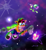 - Intergalactic Wumpas - by Lars99